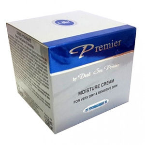 Premier Dead Sea Moisture Cream forVery Dry Skin
